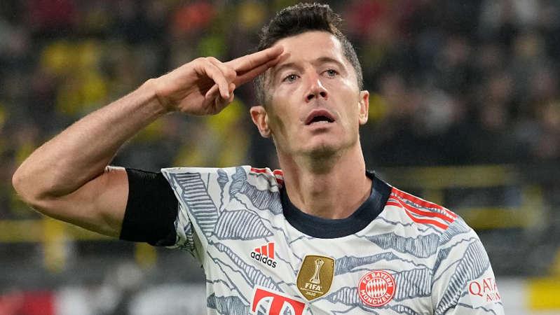 Robert Lewandowski, Saldría del Bayern Munich