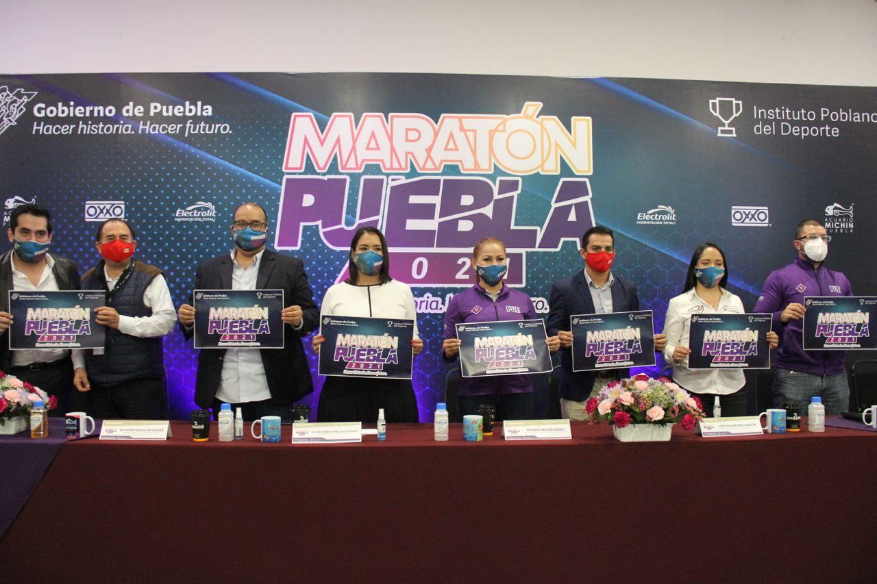 Se Reactiva el Maratón de Puebla